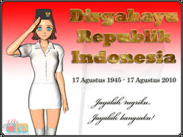 Independence Day 2010 by Buaya-kun