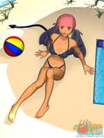 Dominion on The Beach by Buaya-kun