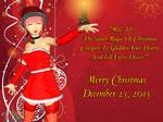 Christmas 2015 by Buaya-kun