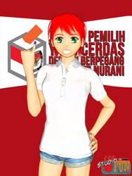 Pemilu 2019 by Buaya-kun