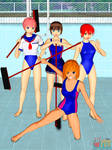 Clean-Up Squad by Buaya-kun