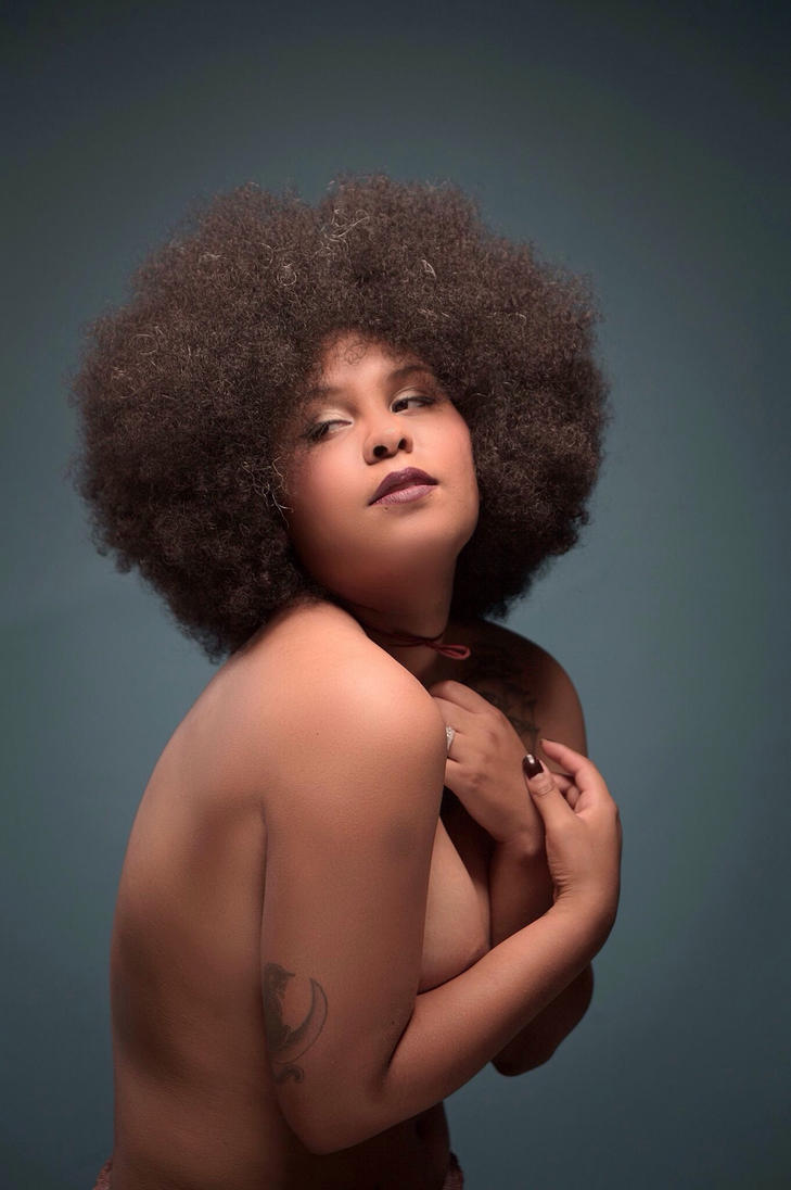 Afro by IsadoraLaveau