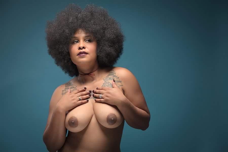 Afro 2 by IsadoraLaveau