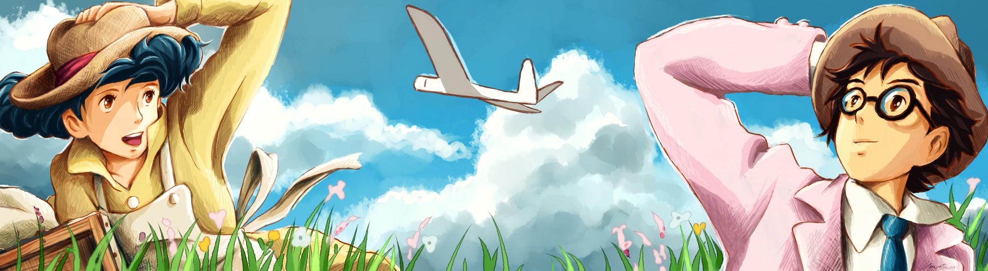 The Wind Rises By MangaKidArt