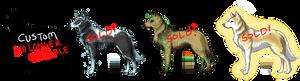 OTA a Wolfie! [CLOSED] Batch 4