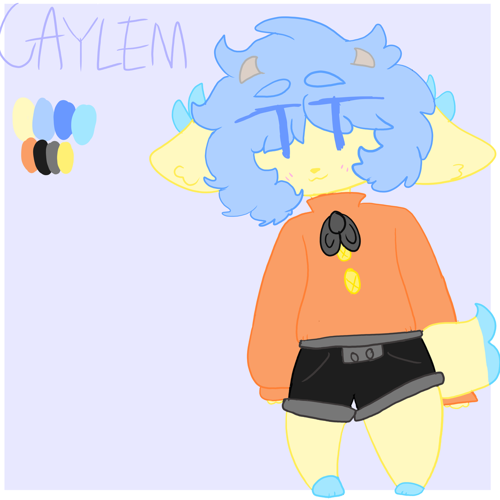- Caylem - by Artingchaos