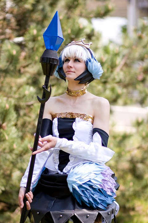 Gwendolyn from Odin Sphere by Tazziecosplay