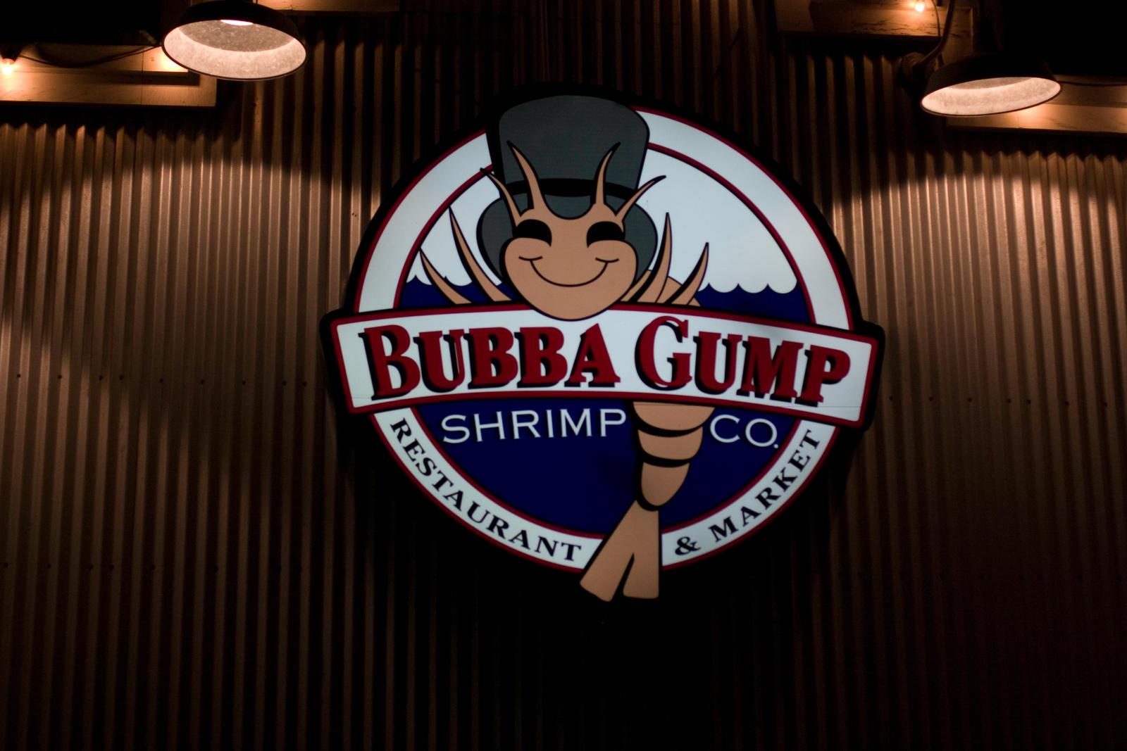 Bubba Gump Shrimp Co. by JoergJohannMueller on deviantART