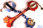 My Keyblades