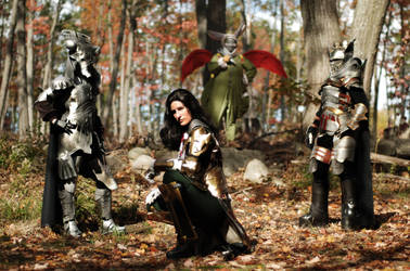 The Imperial Forest by icequeenserenity
