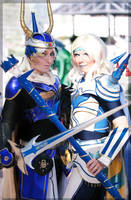 Dissidia:Choose Your Character by icequeenserenity