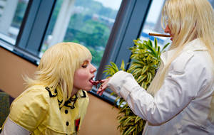 Hellsing: Kiss it for Me by icequeenserenity