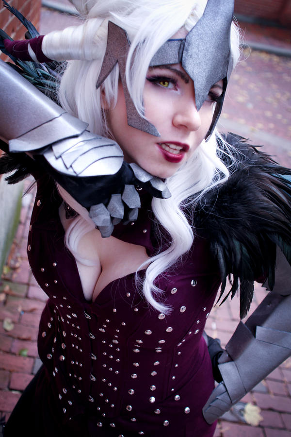 Flemeth: Dragon Lady by icequeenserenity