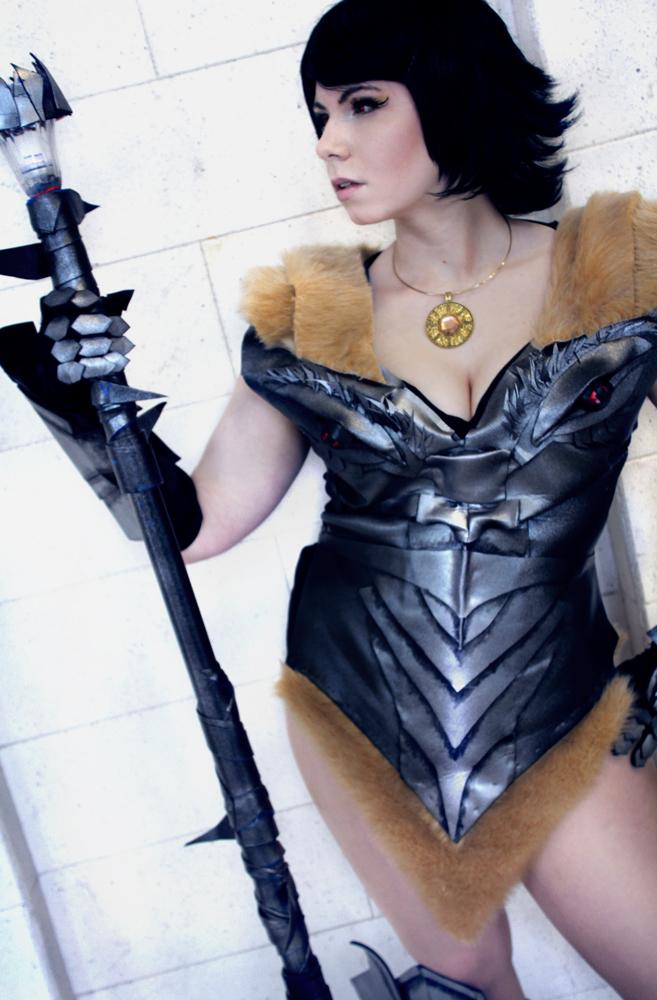 Skyrim: Dragonborn by icequeenserenity