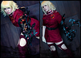 Hellsing: Queen of the Night by icequeenserenity