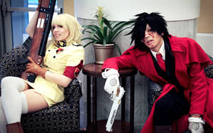 Hellsing: Let's Join Forces by icequeenserenity
