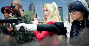Black Lagoon: No One Lives Forever by icequeenserenity