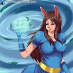 Commission: Princess Flora by LustfulHunter