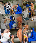 Behind the Scenes: MUA Vanille