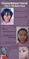 Cos Makeup Tutorial Part II