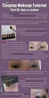 Cos Makeup Tutorial Part IV