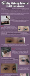 Cos Makeup Tutorial Part IV by the-sushi-monster