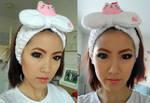 Mitsuru Test Makeup