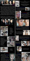 Asami Sato Makeup Tutorial Part One by the-sushi-monster