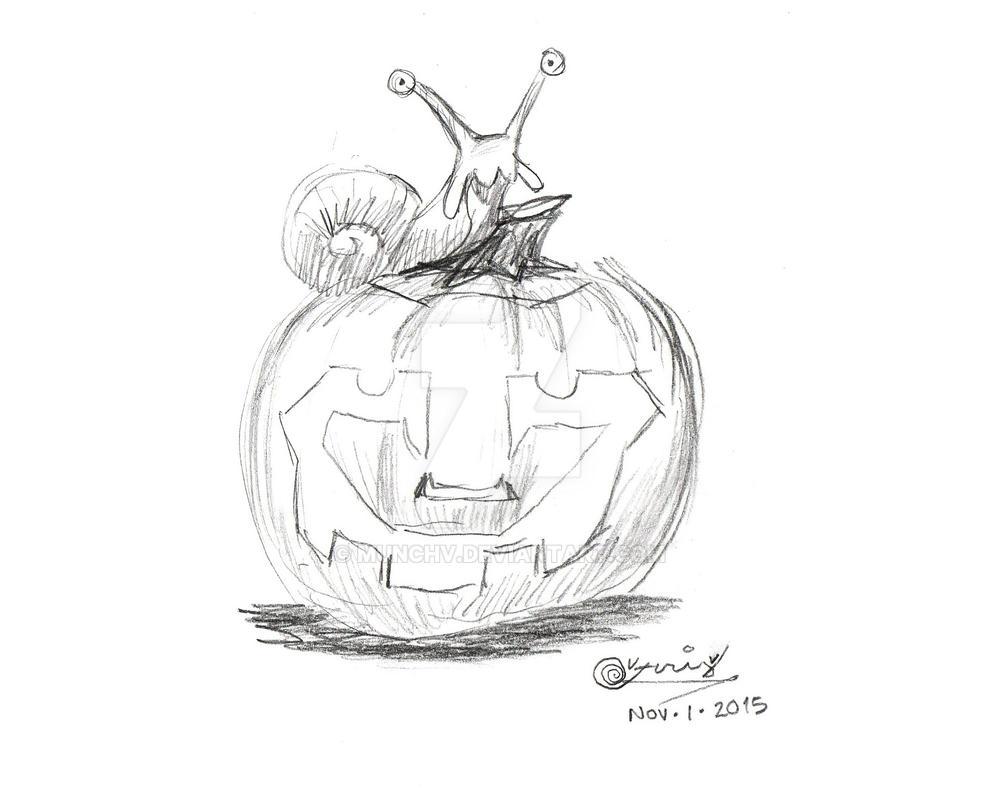 Vernedi Doodles Episode 4: Day After Halloween by MunchV