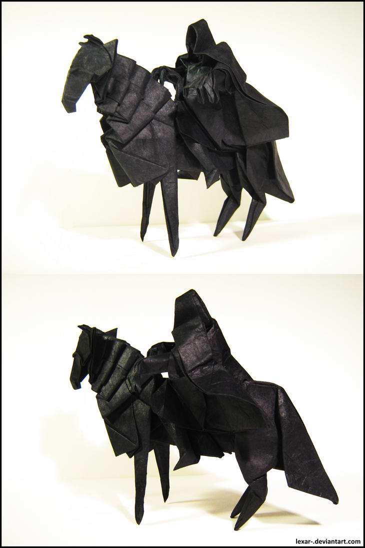 Origami Nazgul By Lexar