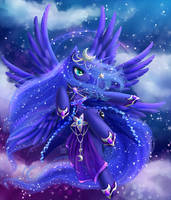 Seraph Luna by NefyFeiri