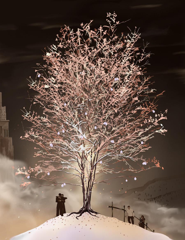 Tree of Life- from Lehi's Dream by bradlyvancamp on DeviantArt