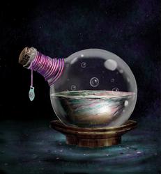 Moonlight Elixir by bradlyvancamp