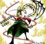 Dragon Roronoa Zoro.