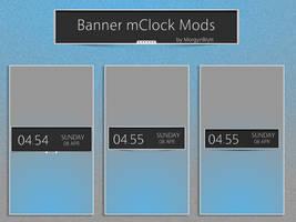 Banner mClock Mods by morgynbrytt