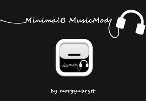 MinimalB MusicMod by morgynbrytt