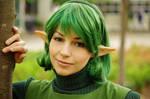 Zelda OOT: Saria 3