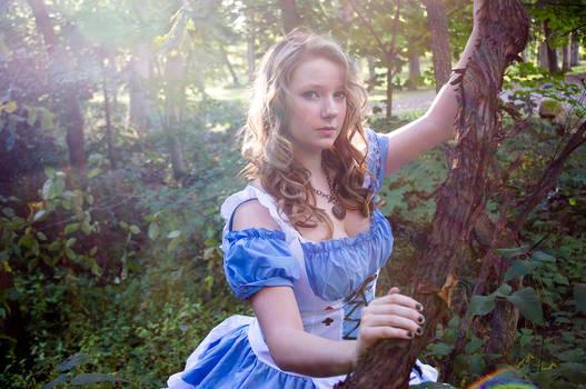 Alice In Wonderland: Beginning