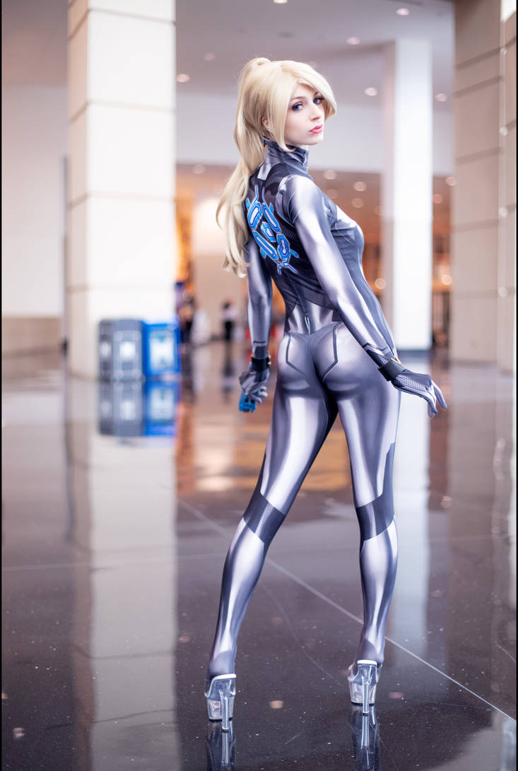 Grey Zero Suit by SFLiminality