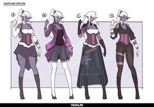 Commission Workz - Costume option