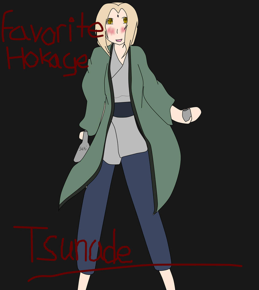 Naruto Drawing Challenge: Day 3 Favorite Hokage By