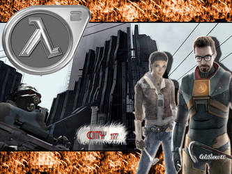 Half Life 2 by CodeName-88