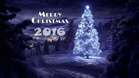 Merry Christmas by missbaran23