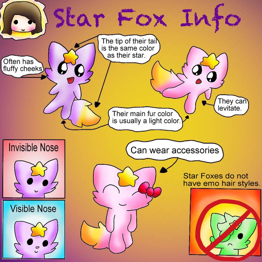 Star Fox Species Information
