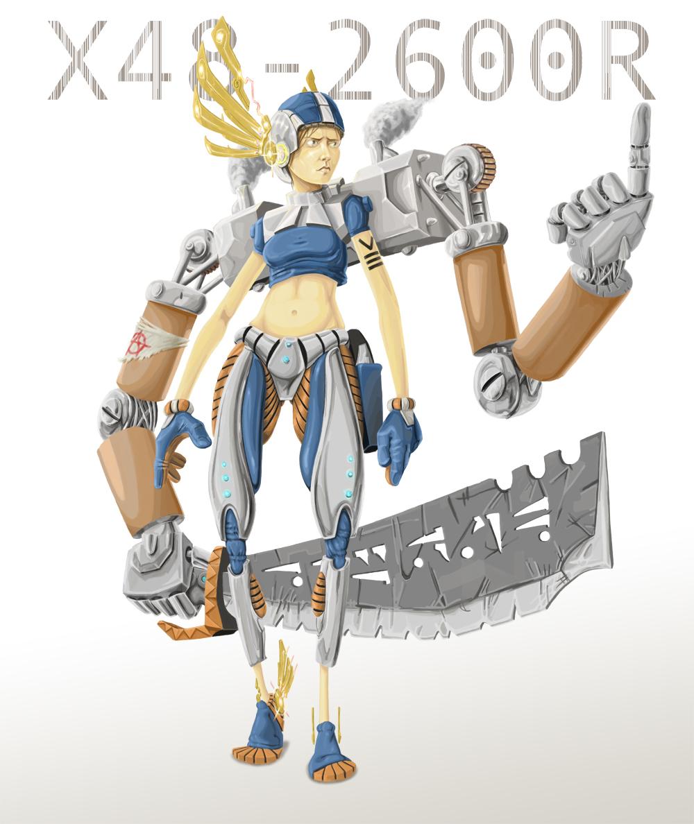 X48-2600R by Iggy452001