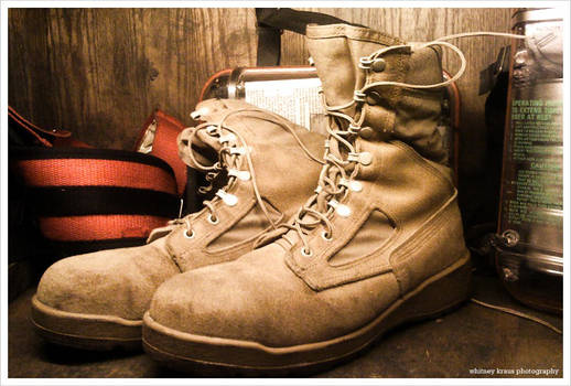 miner boots