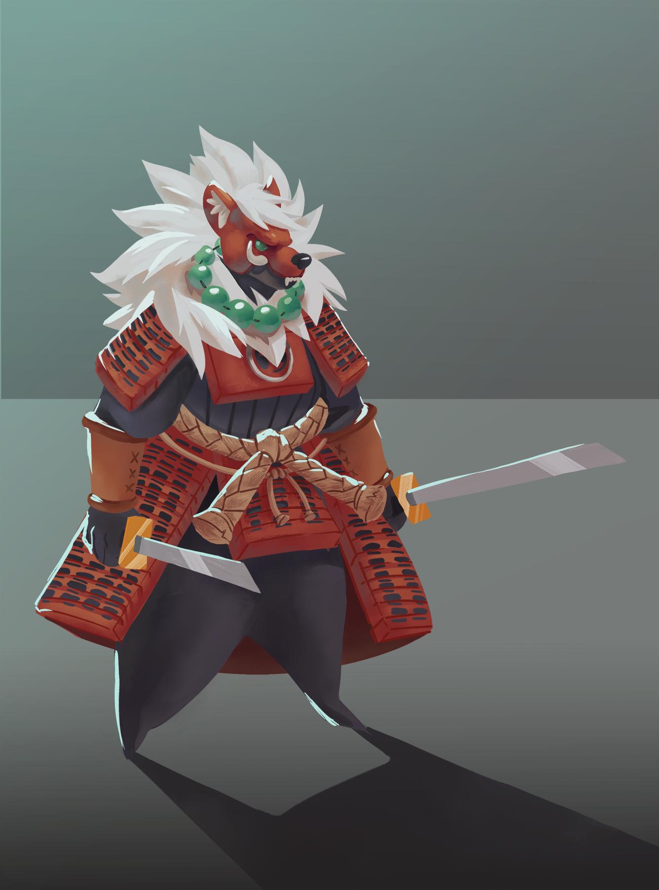La galerie de Lama Samurai_doggo_clean_v_web_by_lamanon-dc6wyex