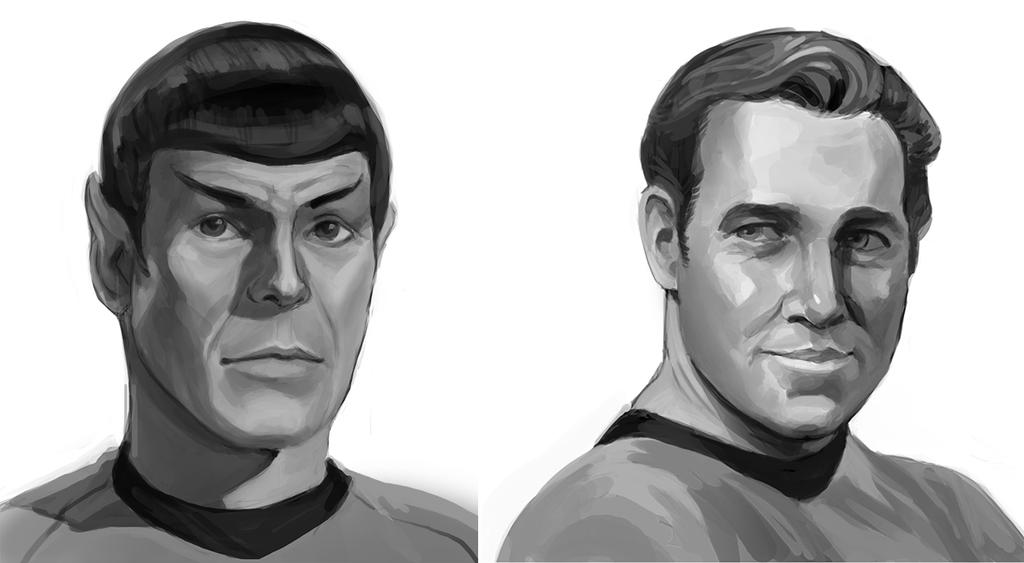 Space Husbands by MelamoryBlack