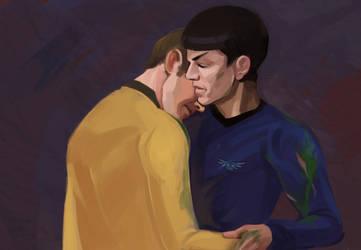 Hunger Trek by MelamoryBlack