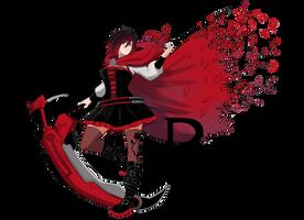 Ruby Rose by UntoldMage